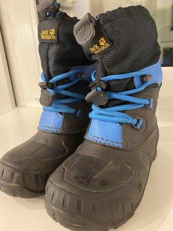 Детские ботинки Jack Wolfskin 28