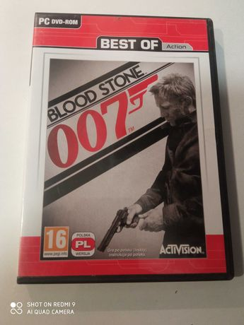 Blood stone 007 Pc