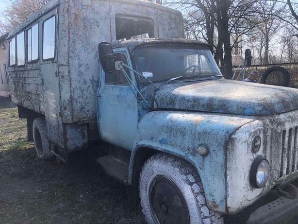 ГАЗ-53 (буда) 1991 р.в. с. Нагірянка Тернопільська область