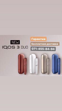 Новый iQOS 3 duo (айкос 3 дуос)