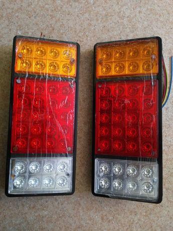 Lampy LED zespolone