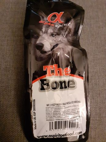 Hiszpańska kość dla psa