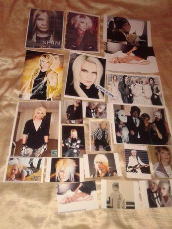 Фотографии , плакаты , фанам Cinema Bizarre DJ