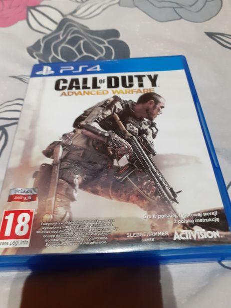 Call of duty advanced warfare/ PS4 / Polska wersja/ możliwa zamiana