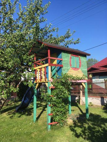 Domek na drzewie - dla dzieci