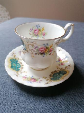 Filiżanka porcelanowa Royal Albert Berkeley