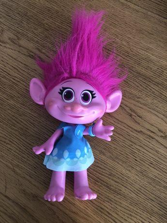 Śpiewająca lalka Poppy trolls