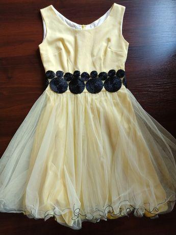 Sukienka imprezowa 34