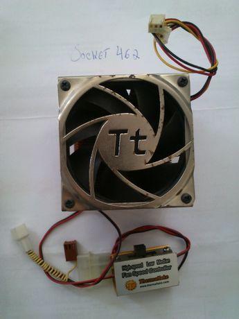 Processador AMD+Cooler Thermaltake