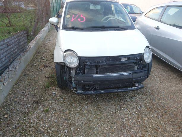 Peças Fiat 500 1.3 multiget, frente, airbags, motor, caixa, porta etc