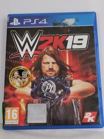 Gra PS4 W2K19 WWE 2K19 WRESTLING   Plus Lombard Grottgera 5