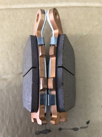 Honda CBR600RR 2005/6 pastilhas travao