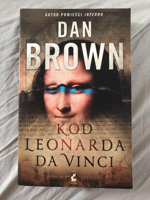 Kod Leonarda da Vinci Dan Brown Katowice - image 1