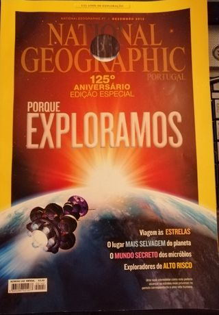 142  n. Revista National Geographic Portugal