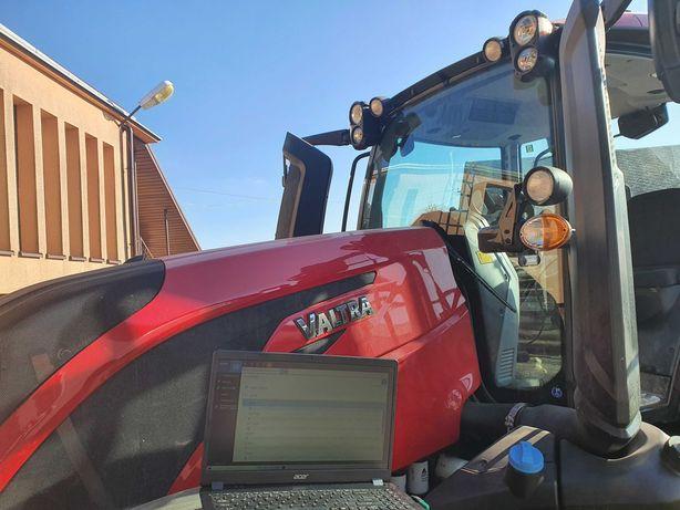 Diagnostyka komputerowa ciągników i maszyn rolniczych