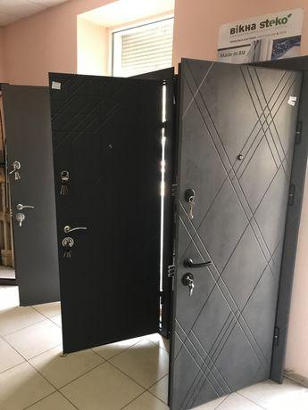 Двери входные от 2990 грн