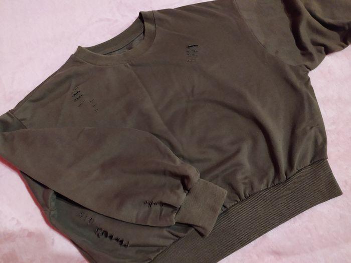 Bluza khaki Sinsay Chełm - image 1
