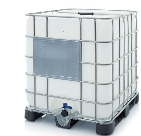 Deposito Tanque Contentor IBC 1000Lts