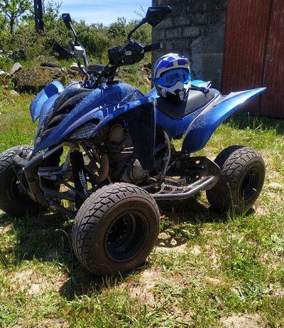 Raptor 350 R 2008