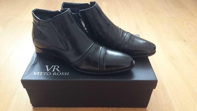 Чоловічі зимові черевики, ботінки, сапоги, ботинки Vitto Rossi