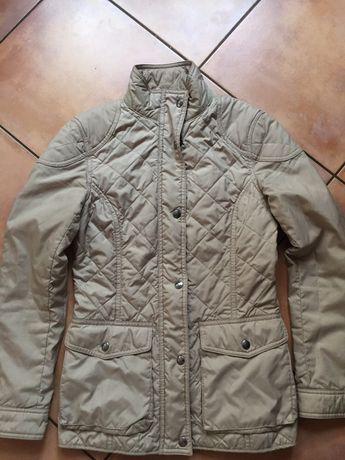 Śliczna pikowana kurtka Ralph Lauren XS