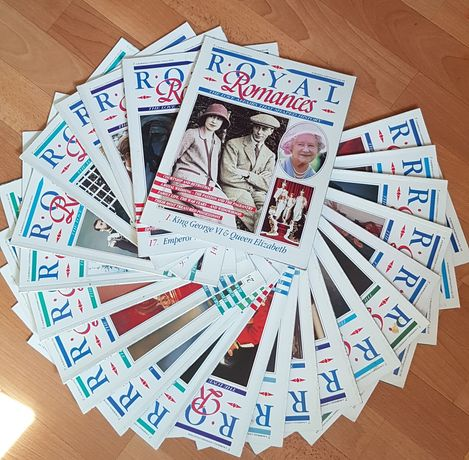 Англійські журнали Royal Romances