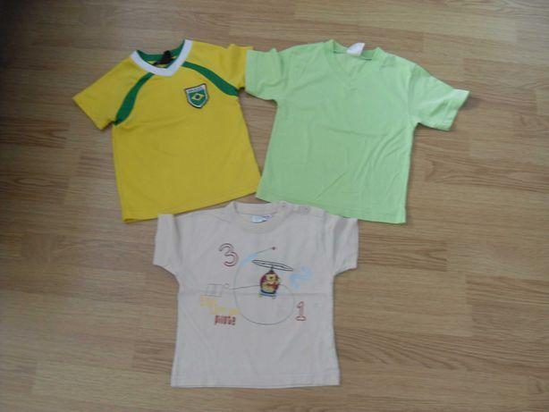 футболки на мальчика  разм 92-98