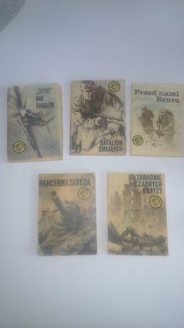 Książki Żółty Tygrys