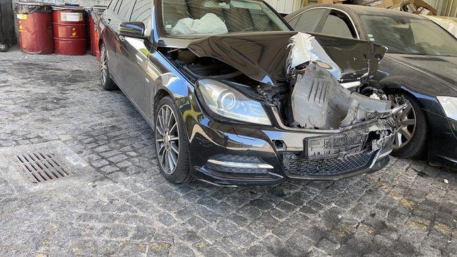 Mercedes c220 CDI 2011/12 automatica