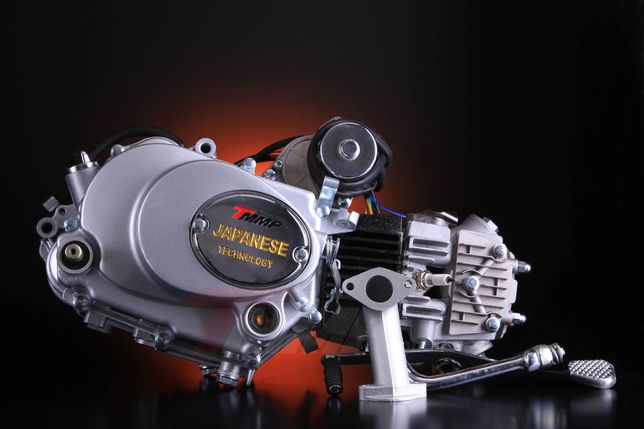 Двигатель Дельта / Альфа 110 см3 d-52.4мм механика TMMP RACING