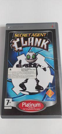 PSP gra Secret Agent Clank polskie wydanie