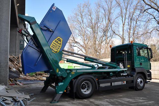 ZAMÓW EKO KONTENER na gruz, dachówkę, ziemie i inne odpady remontowe.