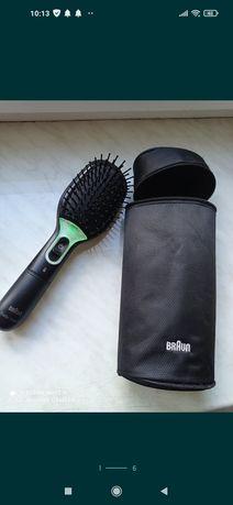 Щётка расческа Braun satin hair 7 lontec br710 оригинал