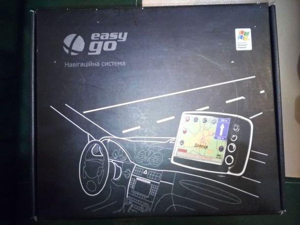 Нвигация EASY GO 100  , навигация для штатного монитора автомобиля.