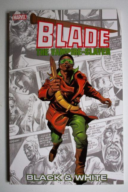 Blade Black & White SC wydanie zbiorcze (komiks USA)