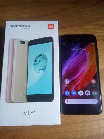 Продам  телефон Xiaomi Mi A1 4/64GB Dual Sim Black