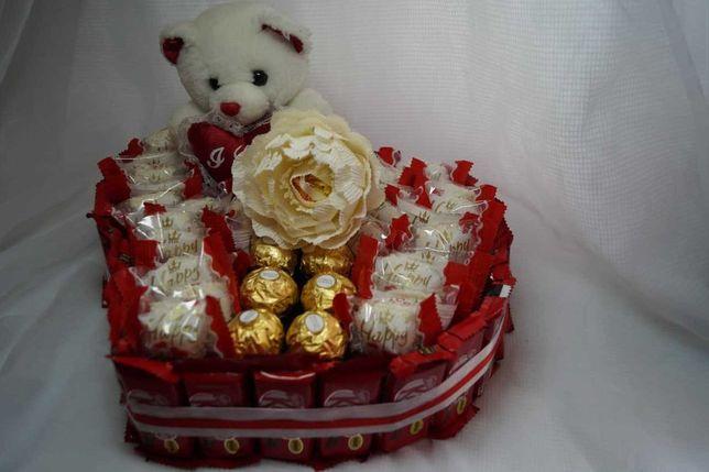 Солодкий подарунок, Квіти, Sweet present