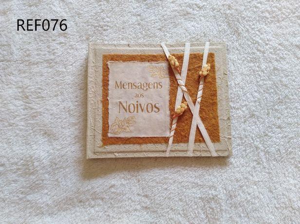 Livro mensagens noivos REF076