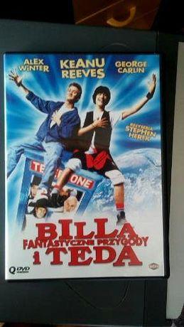 """Film na DVD """"Fantastyczne przygody BILLA i TEDA"""""""
