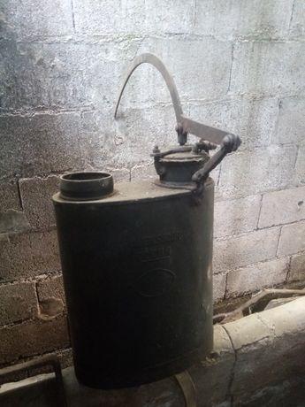 Pulverizador/sulfatafor antigo