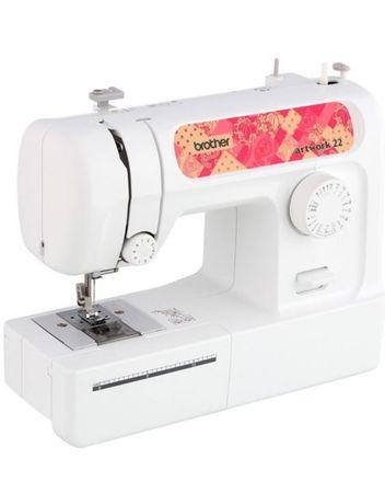 Швейная машинка, новая, использовалась пару раз