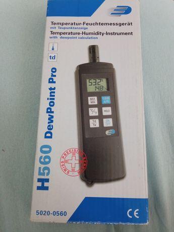 Termometr wilgotności dewpoint pro h560