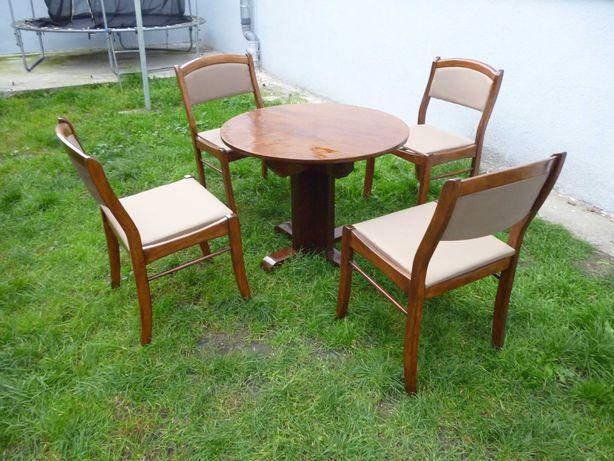 Sprzedam Stol i krzesla!