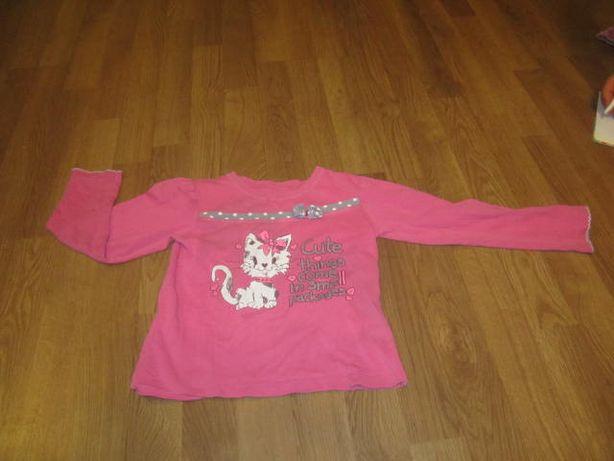 bluzka dla dziewczynki 122cm