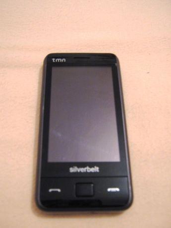 telemovél Silverbelt, sistema windows mobile 6.5 profissional