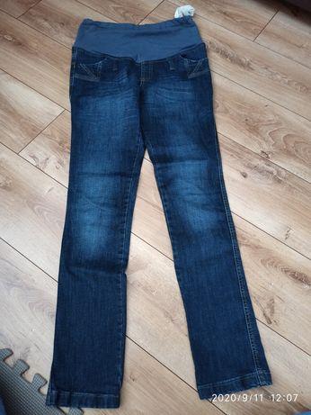 Spodnie ciazowe rozm L