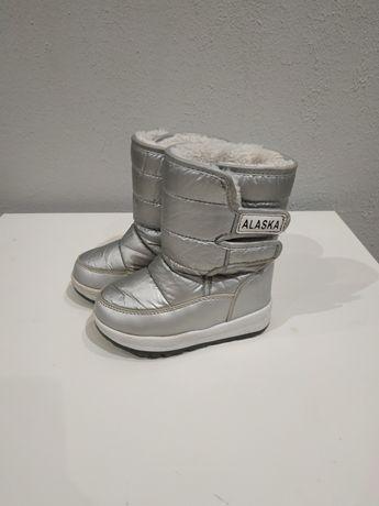 Пподам або обміняю на більший розмір чобітки  ботинки