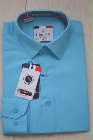 Рубашка подростковая для мальчика 158, 164