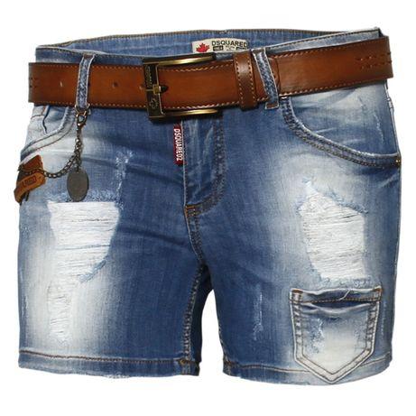 Шорты джинсовые dsquared S-M