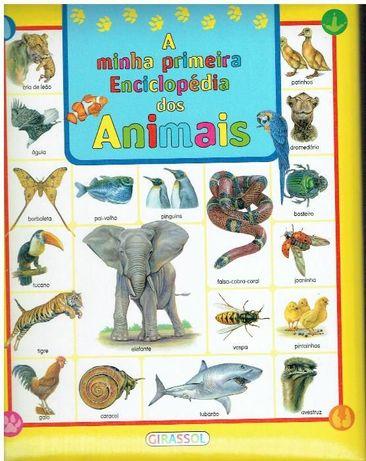 9809 - A Minha Primeira Enciclopédia dos Animais